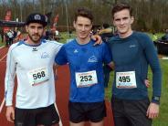 Silvesterlauf: Seriensieger verpasst den Rekord