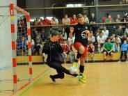Futsal-Landkreismeisterschaft: Hallenkick am Donnerstagabend