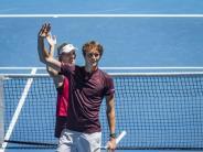 Inoffizielle Mixed-WM: Kerber und Zverev mit Finalchance bei Hopman Cup