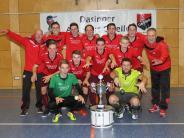 Futsal Landkreis-Cup: Die besten Bilder der Endrunde