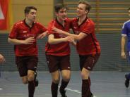 Futsal: Dasinger Freudentaumel