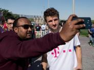 FC Bayern: WM-Jahre sind Müller-Jahre - James blüht bei Bayern auf
