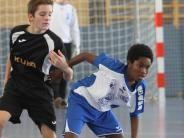 Futsal: Jugend kickt um die Hallen-Krone