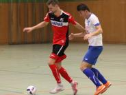Futsal: Aindling mit bunter Mischung