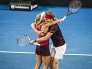 Hopman Cup: Deutsches Tennis-Team erreicht Finale gegen die Schweiz