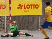 Futsal: TSV Rain wird der Favoritenrolle nicht gerecht