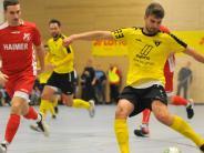 Futsal: Aindling muss Gersthofen den Vorzug lassen