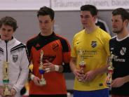 Futsal: Um einen Strafstoß am Finalturnier vorbeigeschrammt