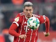 Klar vor Bailey: Profi-Umfrage: Lewandowski bester Feldspieler der Hinrunde