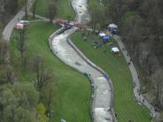 Kanu: Wirbel um den Augsburger Eiskanal: CSU prüft Abrisskosten