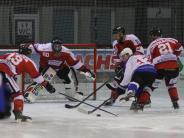 Eishockey: Wörishofer Wölfe meistern die erste Hürde