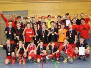 Futsal: Hollenbach steht ganz oben