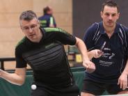 Tischtennis: Vier Tage rasante Ballwechsel in Mindelheim