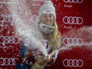 Fünfter Sieg 2018: Shiffrin gewinnt auch Flutlicht-Slalom in Flachau