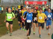 Laufsport: Läufer bleiben trockenen Fußes