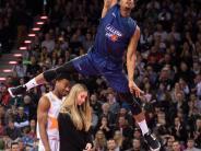 Basketball I: Dunk-Spezialisten fliegen wieder