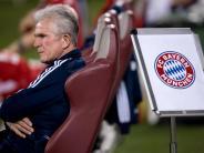 Rückrundenstart: Bayern-Coach Heynckes: «Ein Auftakt, der es in sich hat»
