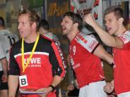 Handball: Direktes Verfolgerduell zum Start