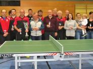 Tischtennis: Seriensieger schlägt zu