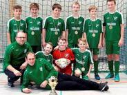 """Futsal: Überraschungscoup der """"Grünen"""""""