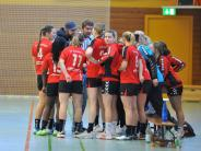 Handball: Landesliga Frauen: Heimmannschaft schlägt sich gegen Tabellenführer nach Anfangsschwächen wacker