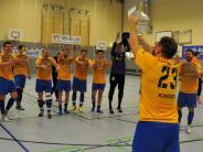 Futsal: Raiffeisencup Kreismeisterschaft...: Spannung, tolle Spiele vor 500 Zuschauer, die das Vorjahresfinale sahen