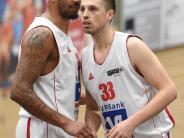 Basketball: Mit Dreier-Festival aus der Gefahrenzone