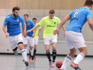 Futsal: Revanche geling erst vom Sechs-Meter-Punkt