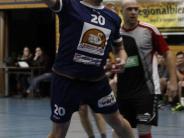 Handball: Die Hypothek war zu groß