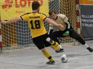 Futsal: Allgäuer Teams gehen leer aus