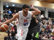 Basketball Regionalliga Südost: BG Leitershofen/Stadtbergen Topstar Kangaroos - GGZ Baskets Zwickau