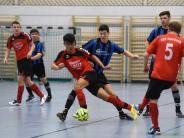 Futsal Landkreismeisterschaft: Vorrunde in Fischach