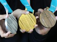 Olympia 2018: Olympische Winterspiele 2018: Medaillenspiegel