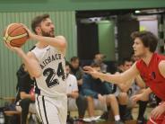 Basketball-Bezirksliga: Aichach hält die Punkte fest