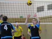 Volleyball-Bezirksklasse: Leahader Heimnimbus dahin