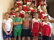 Schwimmen: Gelungener Leistungstest