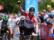 Sieg im Sprint: Tour Down Under: Greipel gewinnt erstes UCI-Saisonrennen