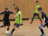 Futsal: Doppelsieg für die JFG Wertachtal