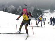 Biathlon: Eine Ulmerin führt das Feld an