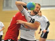 Handball: Das Runde will nicht ins Eckige