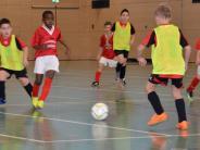 Turnier: Kleine Fußballer sind in Torlaune