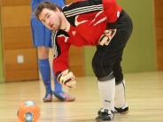 Hallenfußball: Derby im Wemdinger Finale