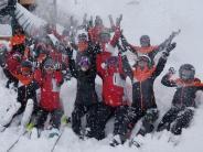 Ski alpin: Mit Spaß und Zuversicht ins Schnee-Spektakel