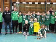 Futsal: Fünf Siege und 31:0 Tore