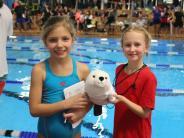 Schwimmen: Die Kleinsten kommen groß raus