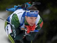 Biathlon-Weltcup: Trotz Rückenproblemen: Schempp freut sich auf Antholz