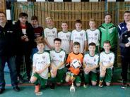 Futsal: Im Finale Revanche für die Vorrundenniederlage