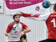 Handball: Die Herren greifen an
