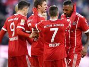 Fußball: Typisch Bayern