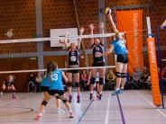 Volleyball-Regionalliga Frauen: Furioser Start, sauberes Finish